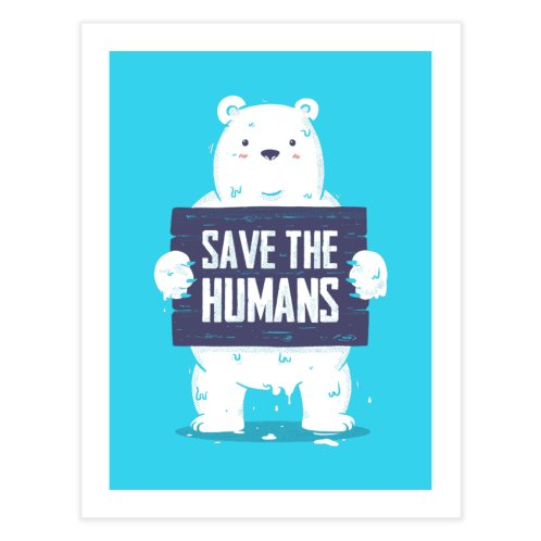 image for Save the Humans