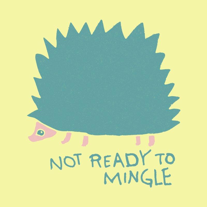 Not Ready to Mingle Men's T-Shirt by Threadless Artist Shop