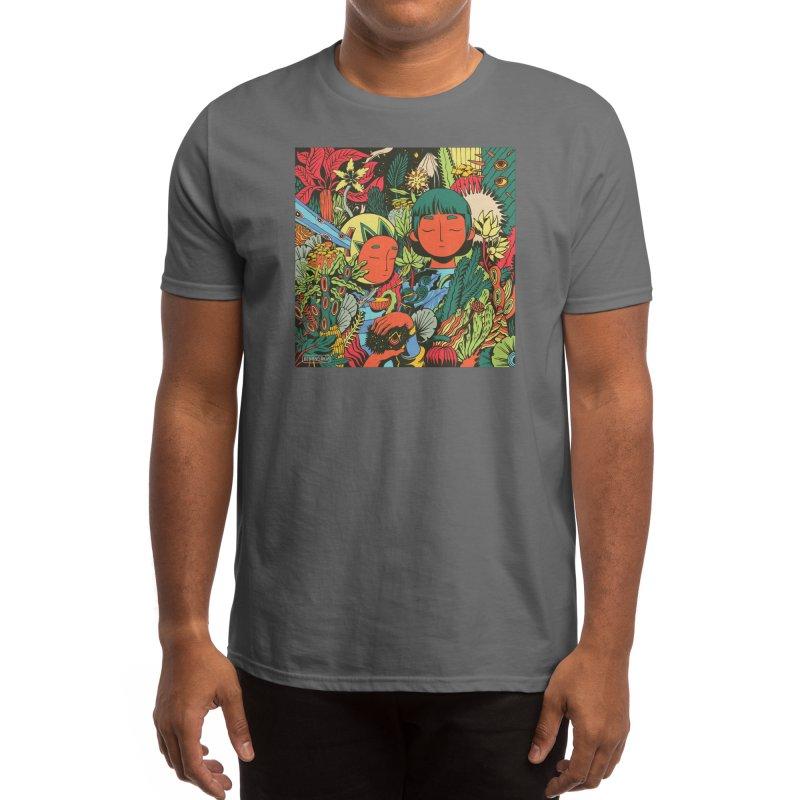 Natural Feeling Men's T-Shirt by Threadless Artist Shop