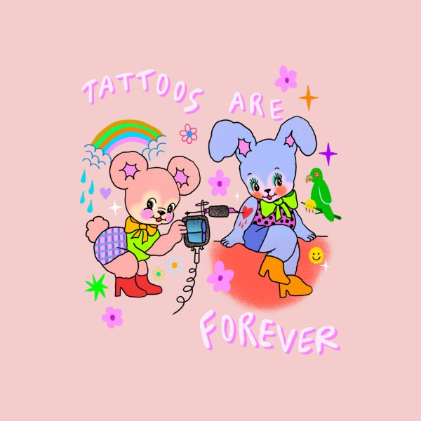 image for Tattoos Are Forever