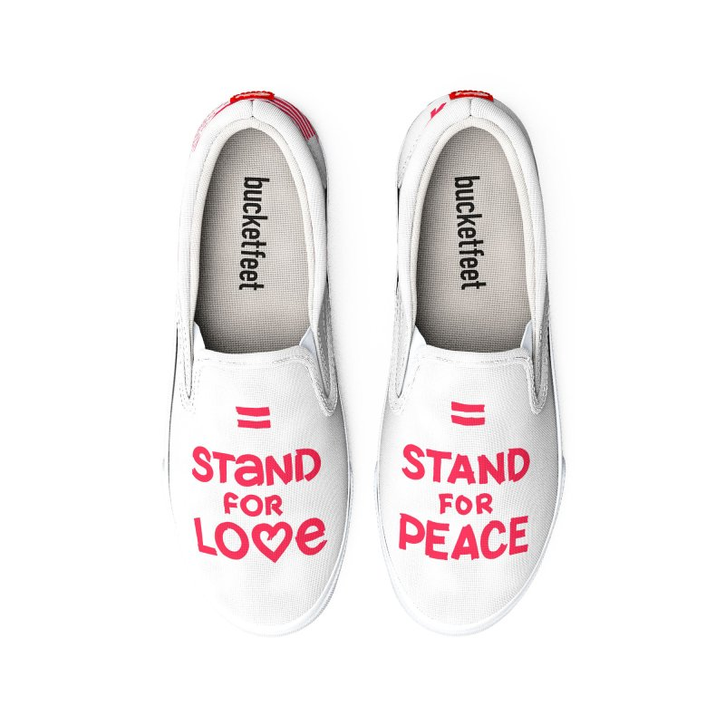 Stand Men's Shoes by Threadless Artist Shop