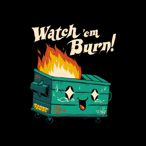 image for Watch 'Em Burn!