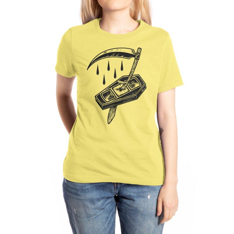 End Of An Era Women's T-Shirt by Threadless Artist Shop