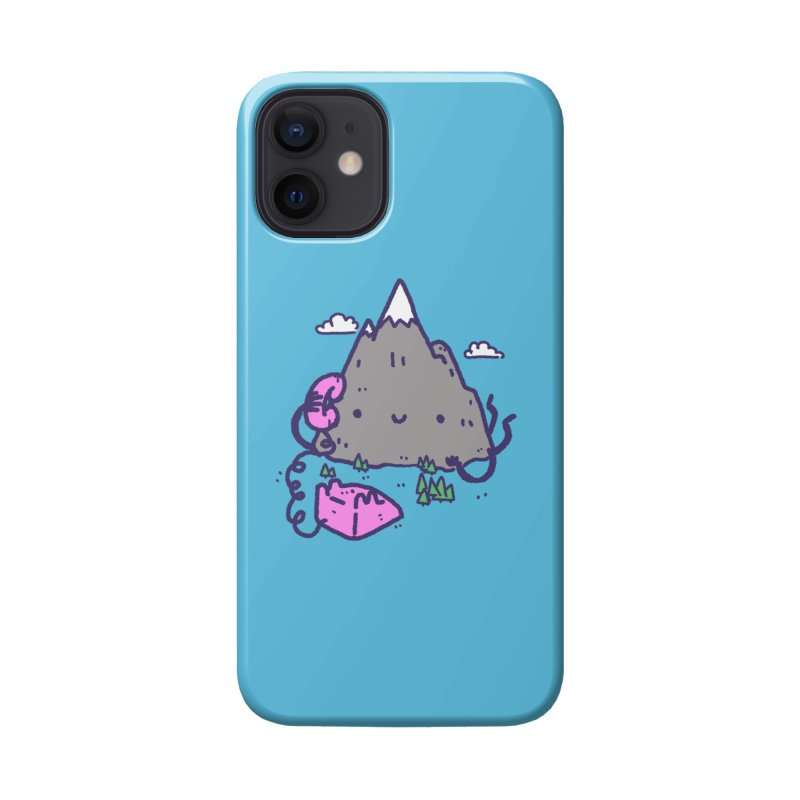 The Mountains are Calling Accessories Phone Case by Threadless Artist Shop
