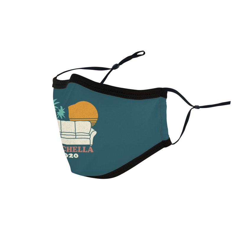 Couchfest Accessories Face Mask by Threadless Artist Shop