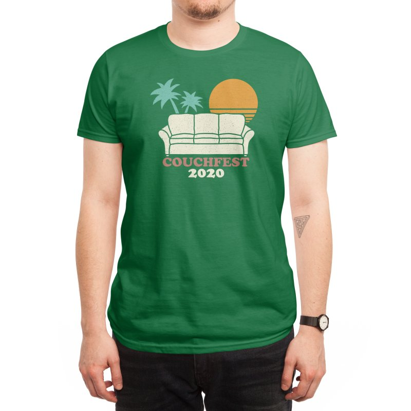 Couchfest Men's T-Shirt by Threadless Artist Shop