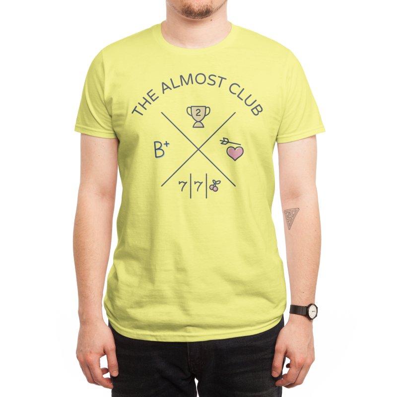 The Almost Club Men's T-Shirt by Threadless Artist Shop