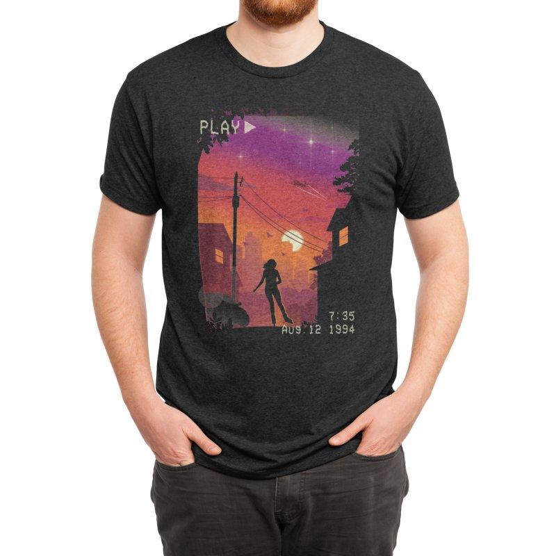 Stay Inline Men's T-Shirt by Threadless Artist Shop