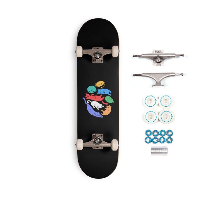 Sleep Sleep Sleep Accessories Skateboard by Threadless Artist Shop
