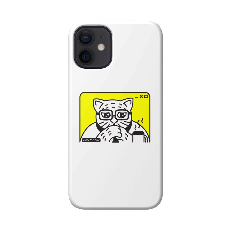 The Ceow Accessories Phone Case by Threadless Artist Shop