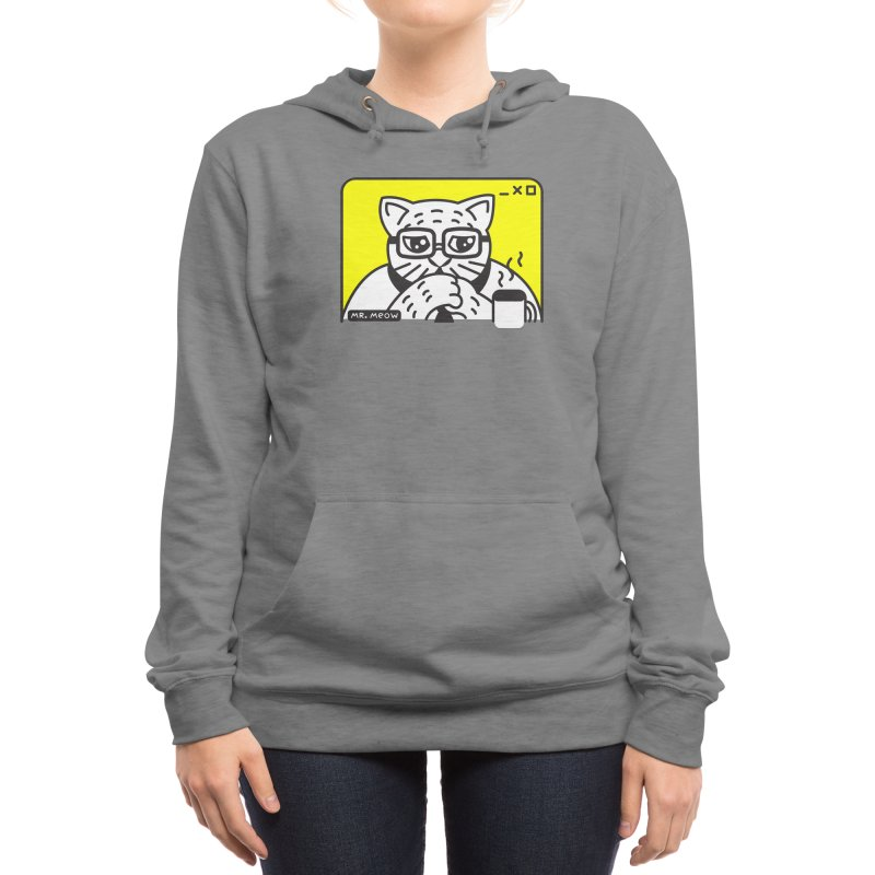 The Ceow Women's Pullover Hoody by Threadless Artist Shop