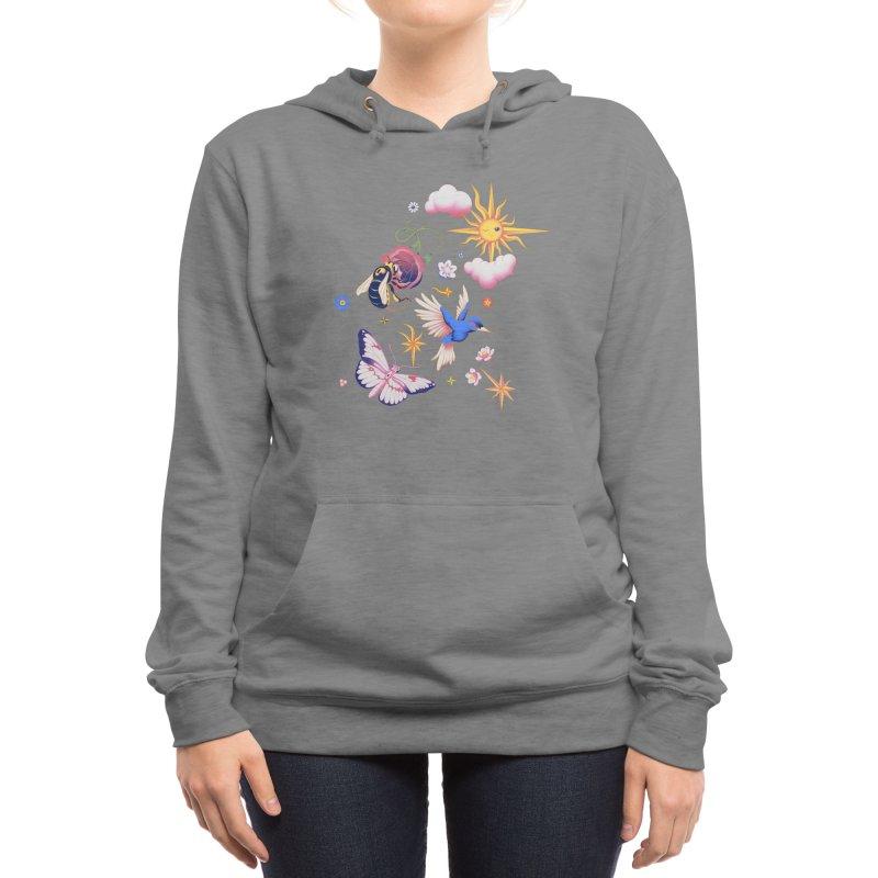 Spring Women's Pullover Hoody by Threadless Artist Shop
