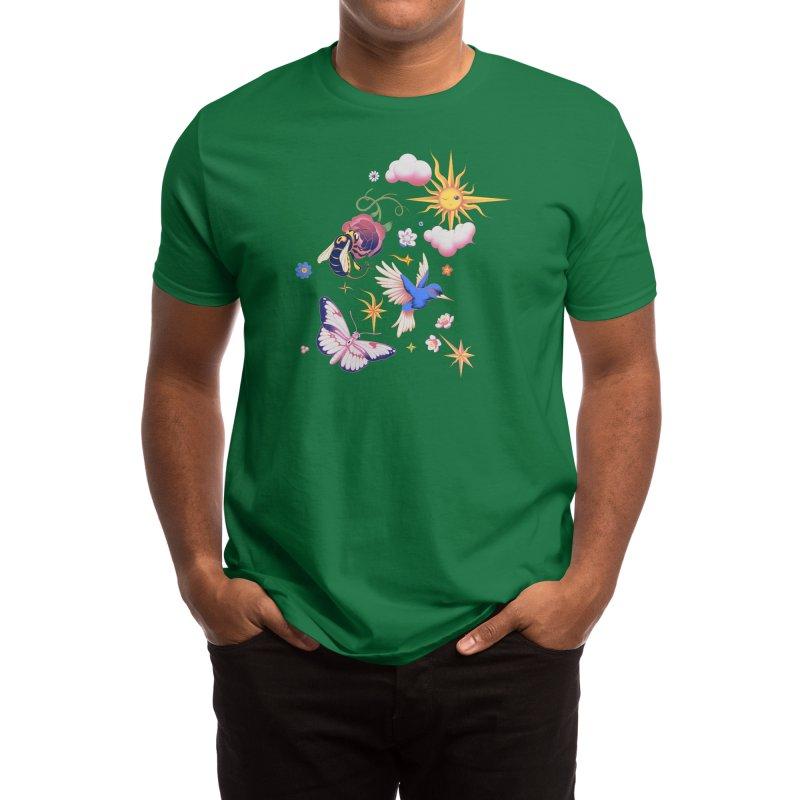 Spring Men's T-Shirt by Threadless Artist Shop