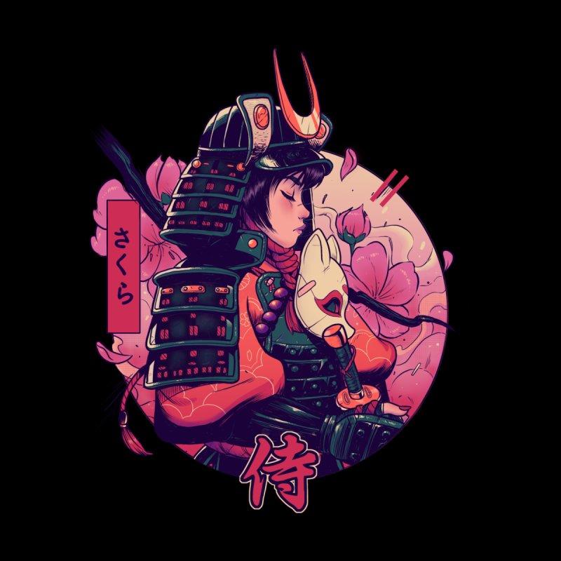 Cherry Samurai Men's T-Shirt by Threadless Artist Shop