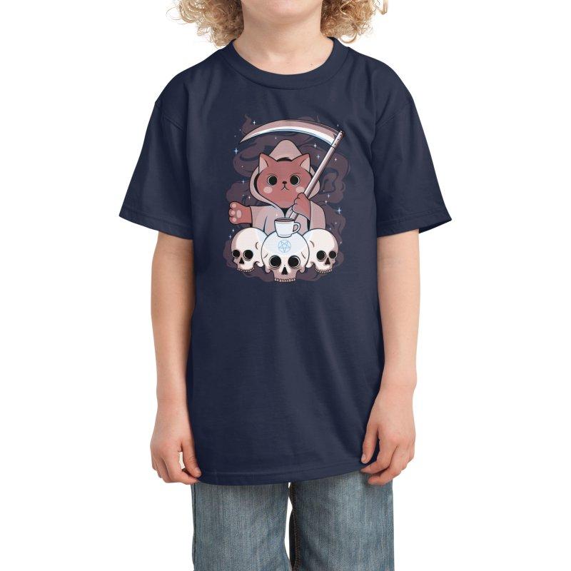 Magic Coffee Kids T-Shirt by Threadless Artist Shop