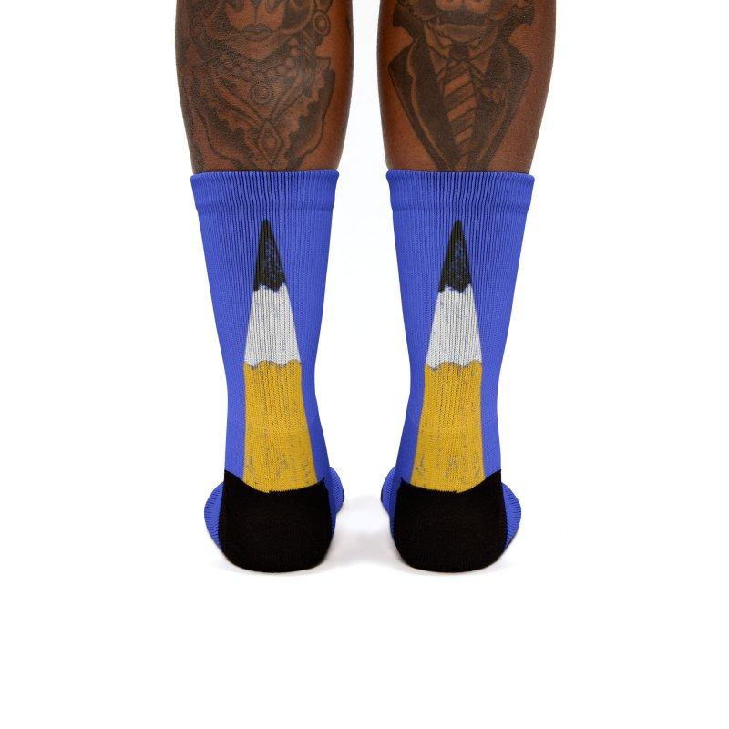 Create More Women's Socks by Threadless Artist Shop