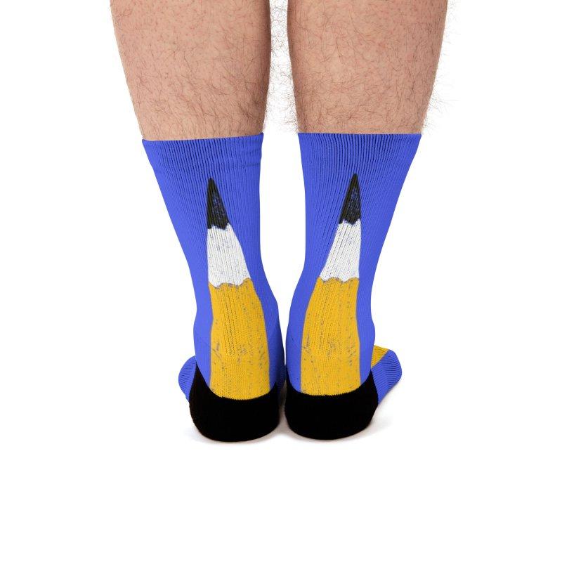 Create More Men's Socks by Threadless Artist Shop