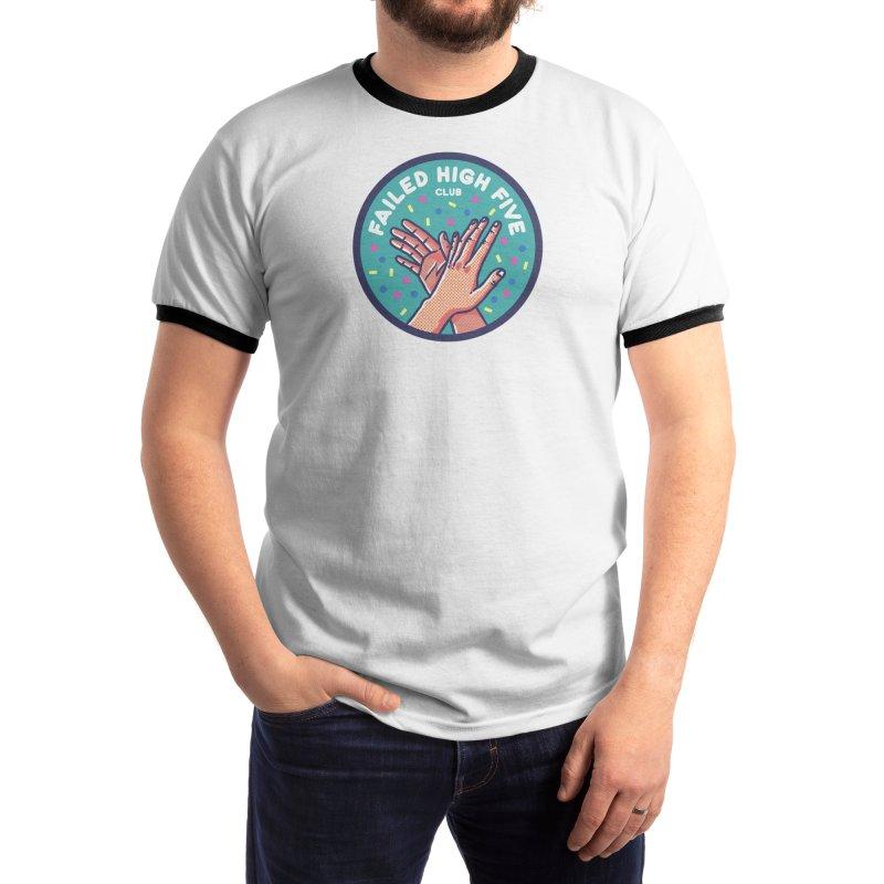 Failed Hi-5 Club Men's T-Shirt by Threadless Artist Shop