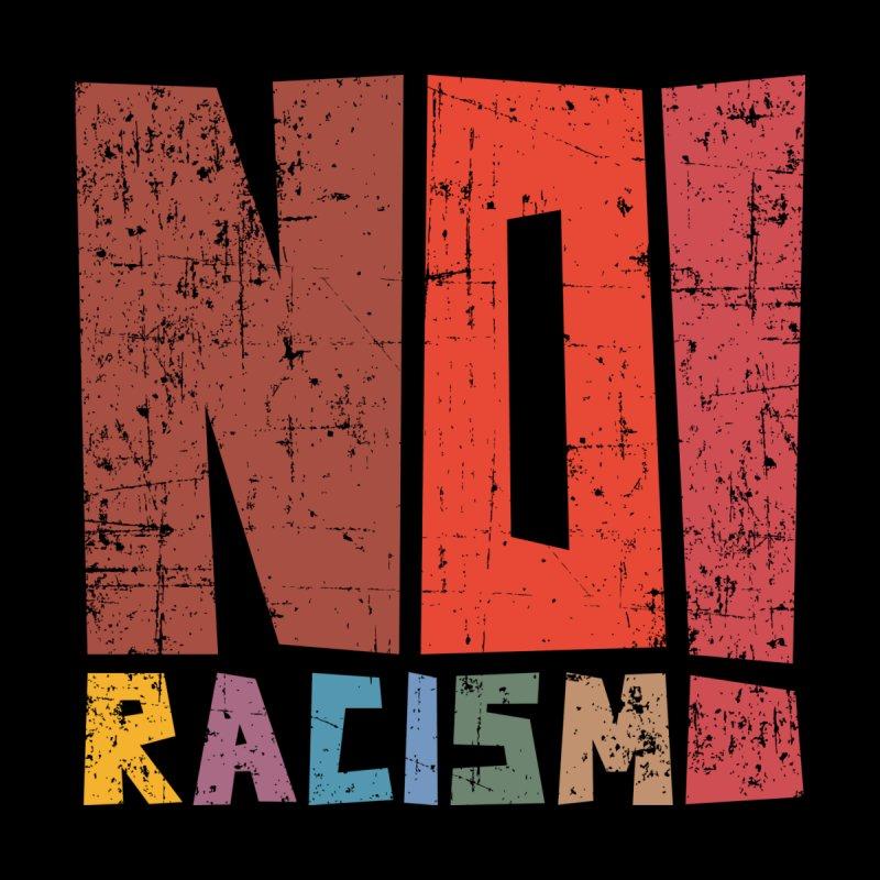 No Racism! Men's T-Shirt by Threadless Artist Shop