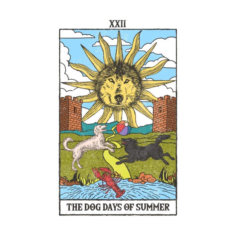 The Dog Days of Summer Men's T-Shirt by Threadless Artist Shop