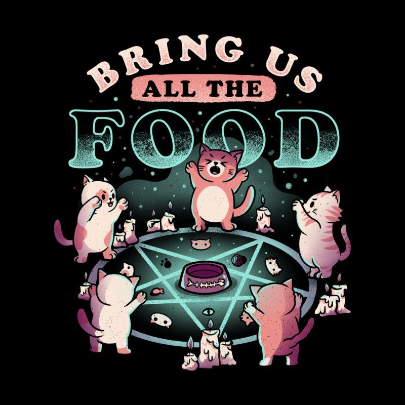 Bring Us All The Food Men's T-Shirt by Threadless Artist Shop