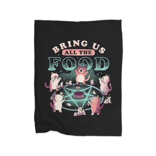 image for Bring Us All The Food