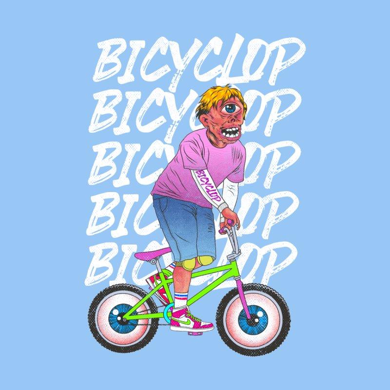 Bicyclop Men's T-Shirt by Threadless Artist Shop