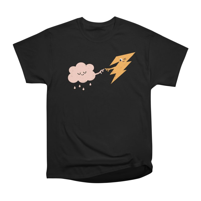 The Creation of the Storm Men's T-Shirt by Threadless Artist Shop
