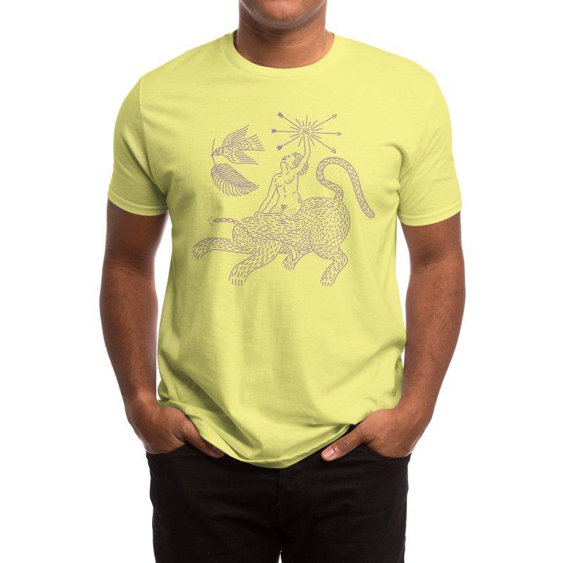 The Power of Liberation Men's T-Shirt by Threadless Artist Shop