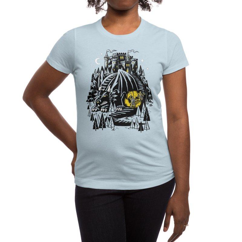 Hidden Danger Women's T-Shirt by Threadless Artist Shop