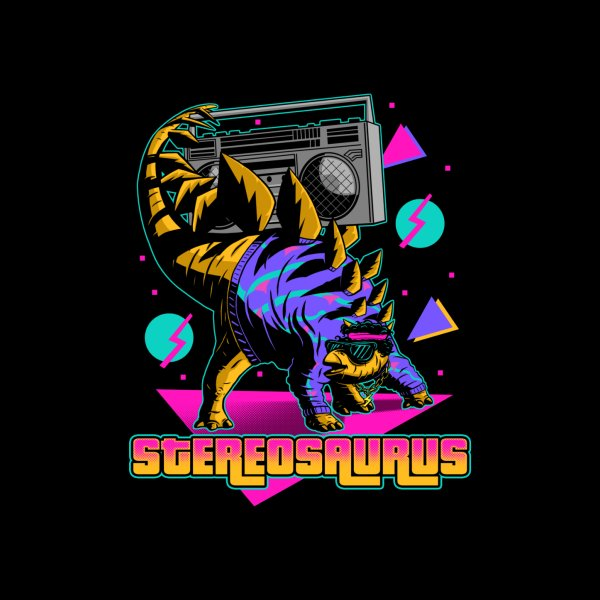 image for Stereosaurus - A Rad Dinosaur