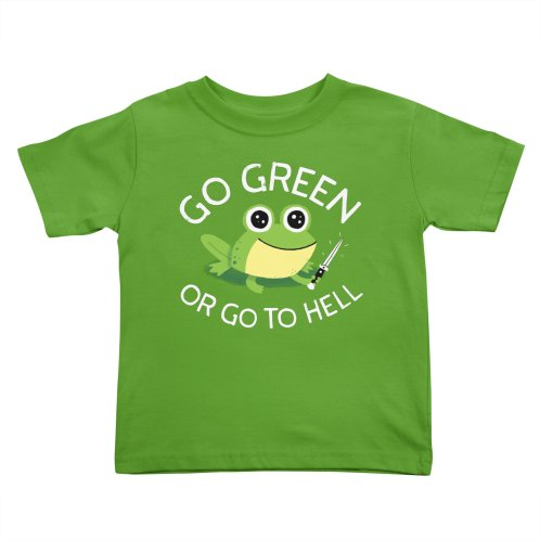 image for Go Green