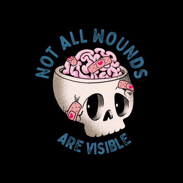 image for Not All Wounds Are Visible