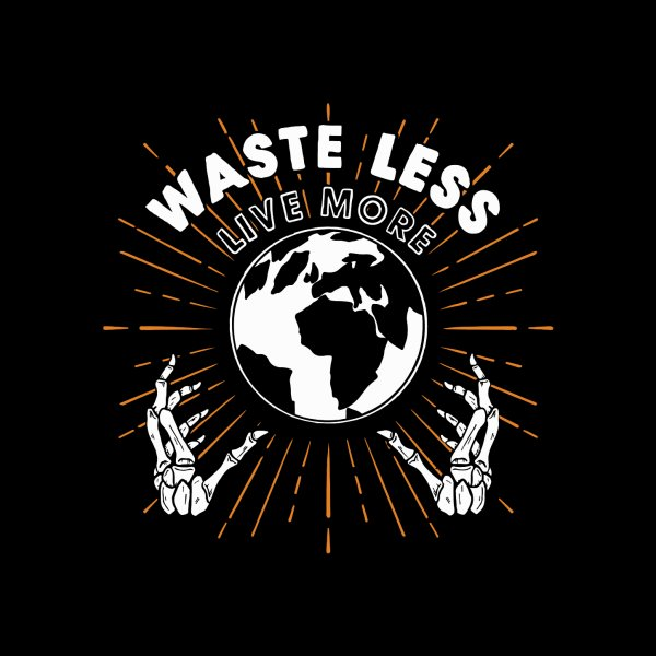 image for Waste Less, Live More