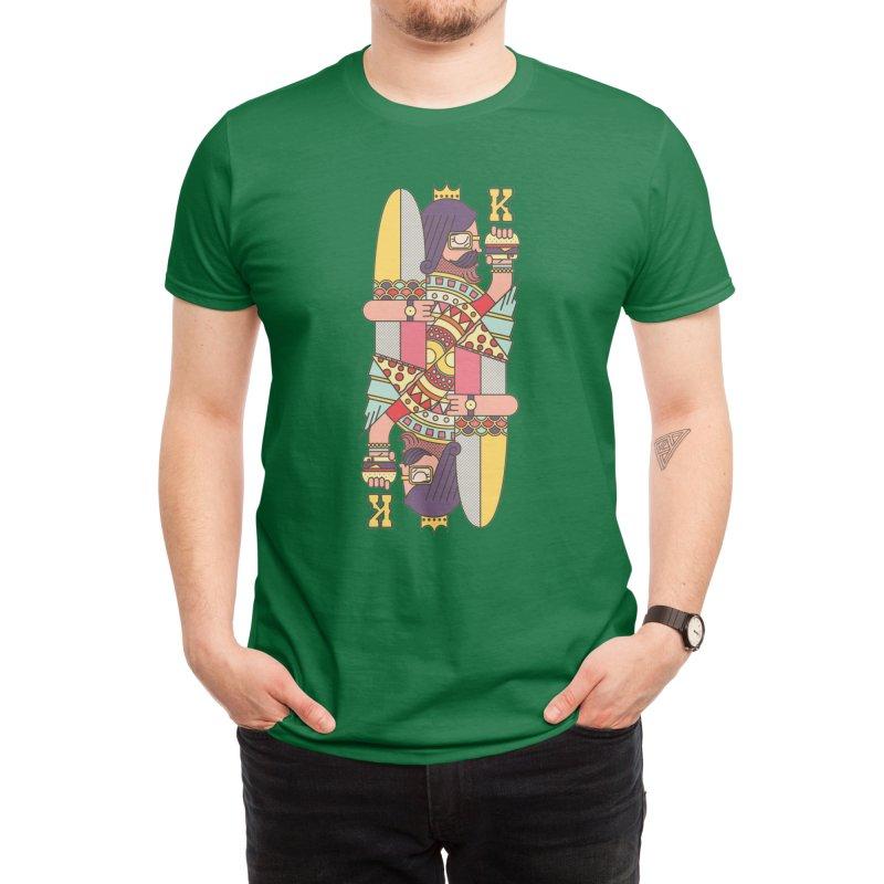 Modern King Men's T-Shirt by Threadless Artist Shop