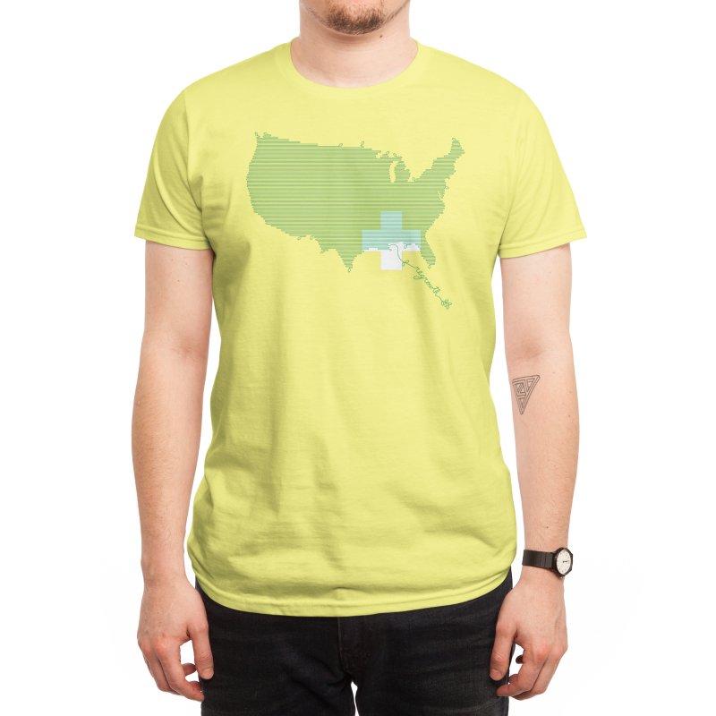 Regrowth Men's T-Shirt by Threadless Artist Shop