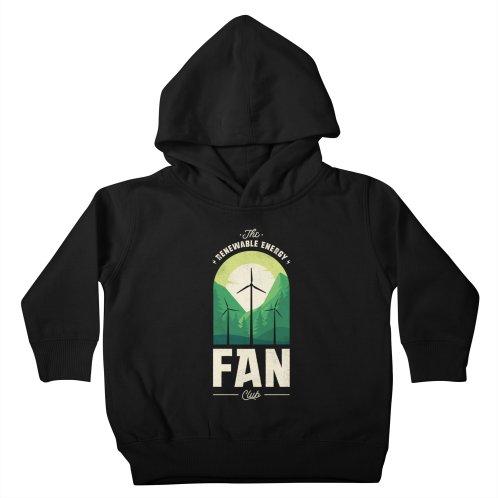 image for The Fan-tastic Renewable Energy Fan Club