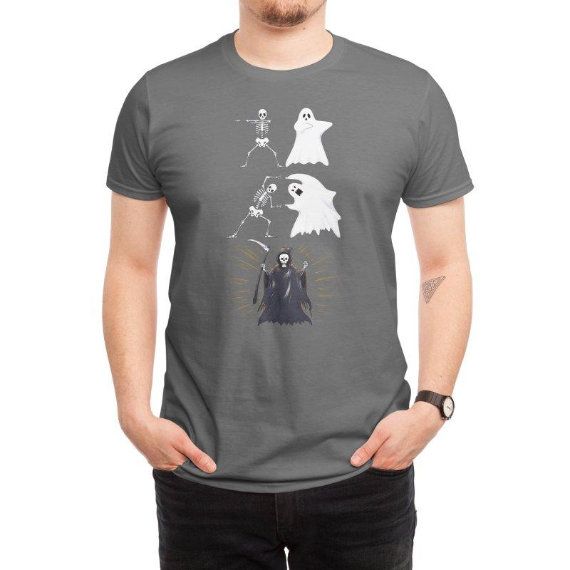 Deadly Fusion Men's T-Shirt by Threadless Artist Shop