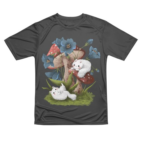 image for Cats, Mushrooms, and Flowers