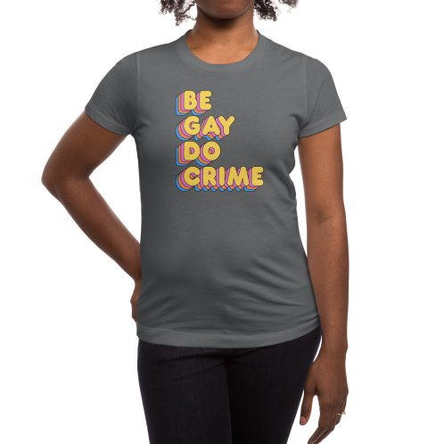 image for Be Gay Do Crime
