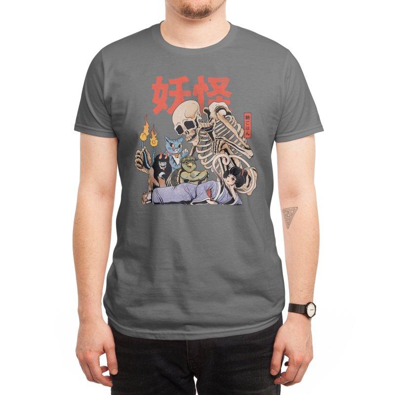 The Yokai Club Men's T-Shirt by Threadless Artist Shop