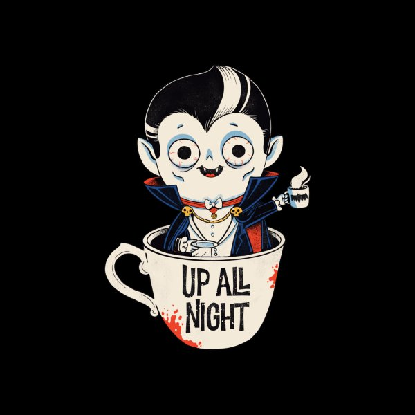 image for Dracula and Coffee