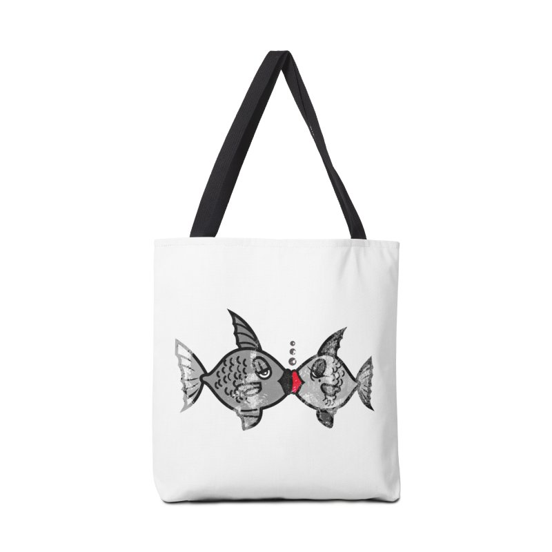 From Alassio With Love Accessories Bag by Threaska