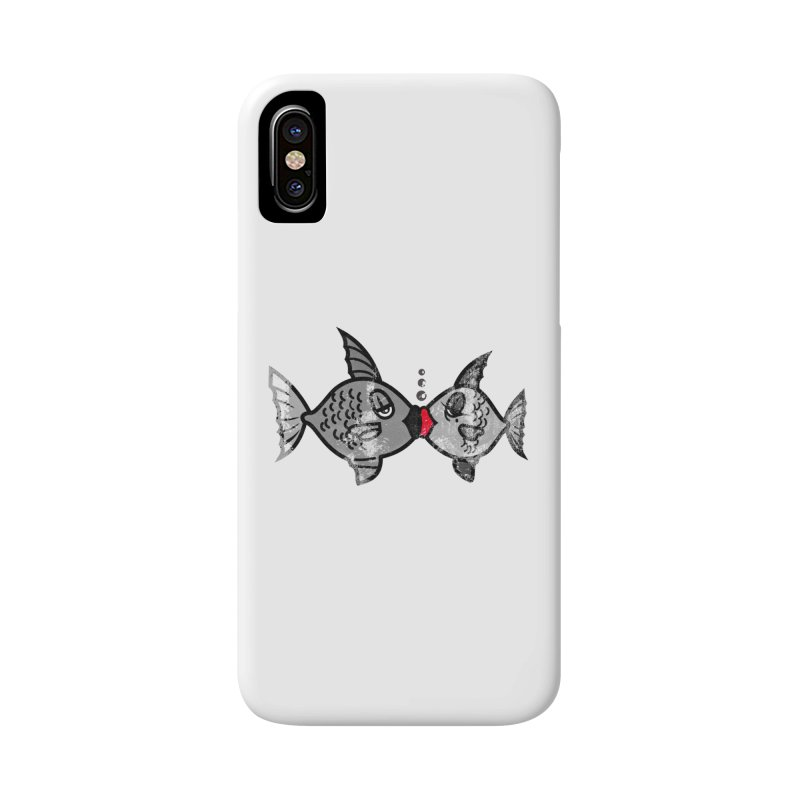 From Alassio With Love Accessories Phone Case by Threaska