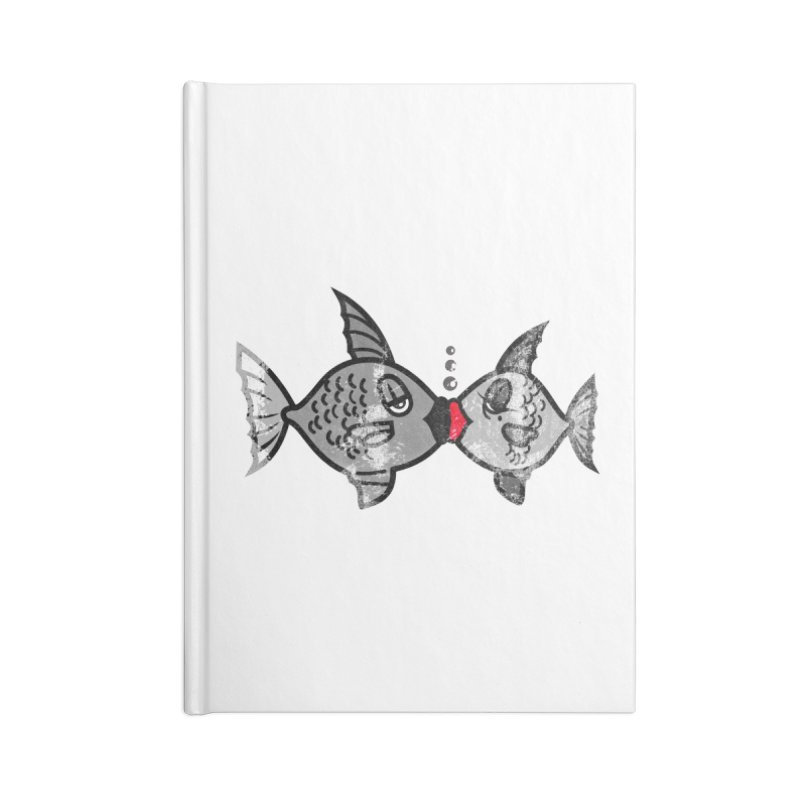 From Alassio With Love Accessories Notebook by Threaska