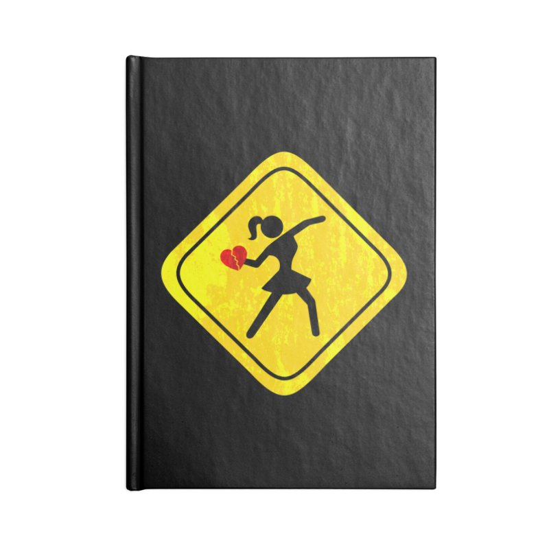 ELLE  Accessories Notebook by Threaska