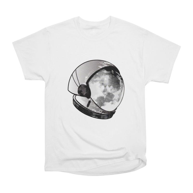 Astromoonical Men's Heavyweight T-Shirt by Threaska