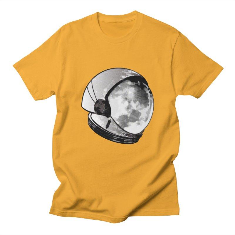 Astromoonical Men's T-shirt by Threaska