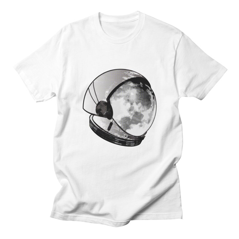 Astromoonical Men's T-shirt by Threaska