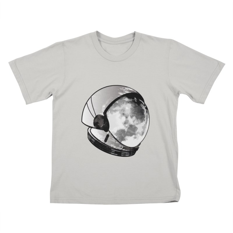Astromoonical Kids T-Shirt by Threaska